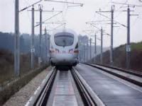 В Турции строятся скоростные железные дороги