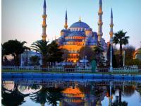 Стамбул - самый популярный туристический город Турции
