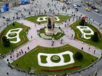 Жители Стамбула против реконструкции площади Таксим