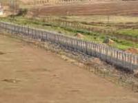 В провинции Хатай строится стена на границе с Сирией