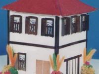 Игрушечные дома из Сафранболу