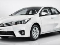 """Выпущена первая """"турецкая"""" Toyota Corolla"""