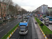 В Турции увеличилось количество транспорта