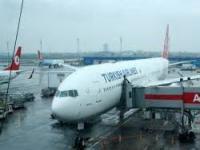 В прошлом году турецкие авиакомпании переезли 150 млн. человек