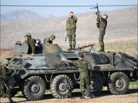 К сирийской границе подтягиваются турецкие войска