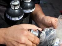 У полиции Турции закончился слезоточивый газ