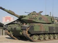 Тестирование турецкого танка Altay завершено