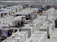 Временно закрыта турецко-сирийская граница
