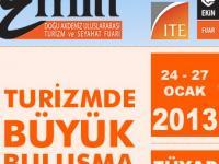 Туристическая ярмарка в Стамбуле