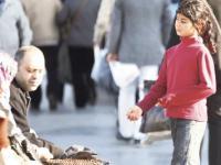 В Турции попрошайничество стало нарушением закона