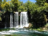 Водопад Верхний Дюден, Анталия, Турция