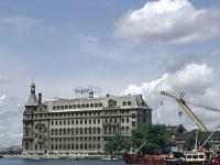 Стамбульский вокзал Хайдарпаша перестроят в отель