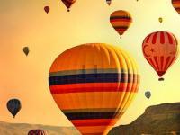 """Каппадокия - воздушные шары и """"волшебные дымоходы"""""""