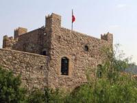 Завершена реставрация в замке Мармарис