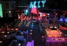 Ally Night Club - ночной клуб в Анталии, Турция