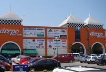 Торговый центр DEEPO, Аталья, Турция
