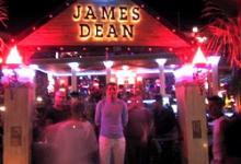 James Dean Disco & Bar - ночной клуб в Алании, Турция
