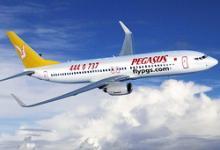 Авиакомпания Pegasus Airlines (Пегасус Эйрлайнз), Стамбул, Турция