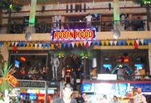 Robin Hood Disco Club - ночной клуб в Алании, Турция
