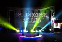 Ночной клуб «Rumors», Анталия, Турция
