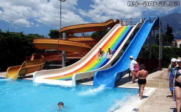 Аквапарк Aquaworld Kemer