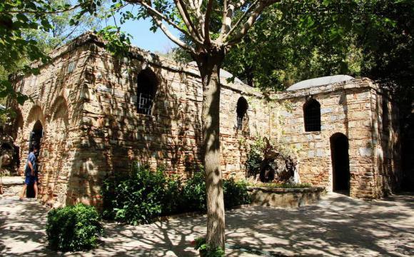 Домик девы Марии в Турции - фото.