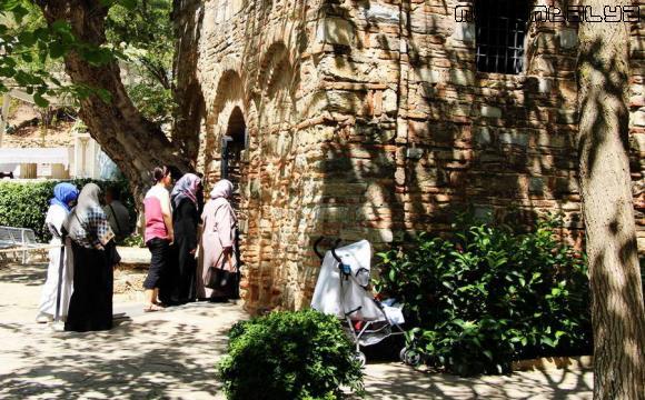 Домик Девы Марии на Соловьиной горе, Эфес, Турция.