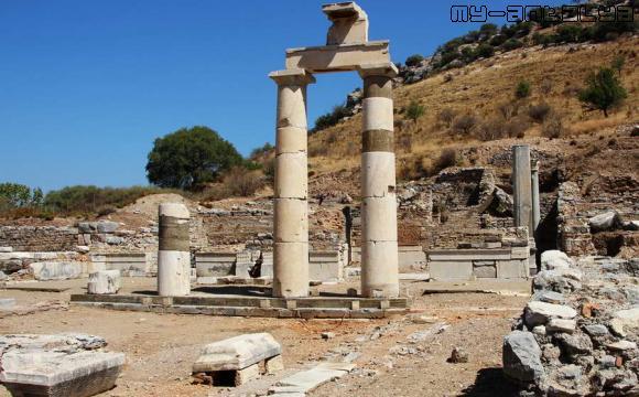 Пританион в Эфесе.