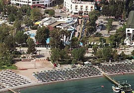 Аквапарк Aquaworld Kemer, Турция