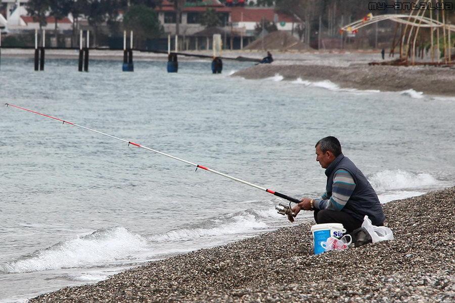 Другой рыбак.