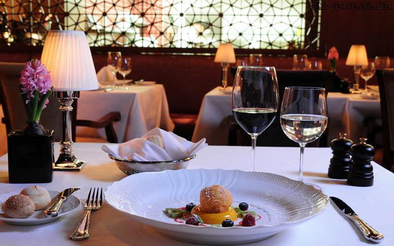 Pera Palace Hotel - Agatha Restaurant