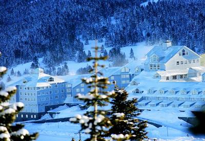 Улудаг - один из лучших горнолыжных курортов в Турции.